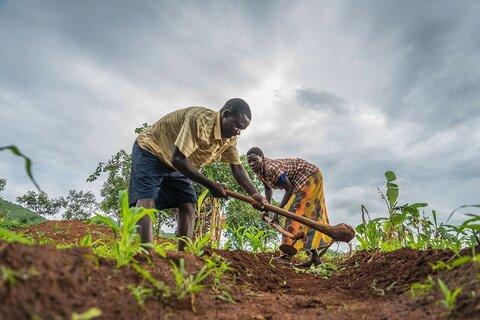 10 Fakten über Klimawandel und Hunger