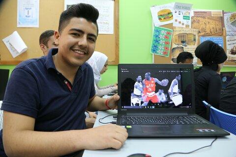 Arbeitsplatz Internet: Neue Chancen für Flüchtlinge