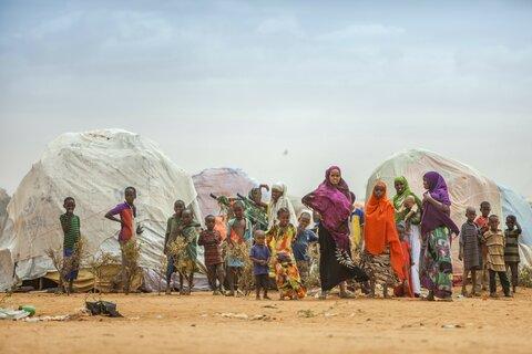 Was brauchen Vertriebene in Somalia?
