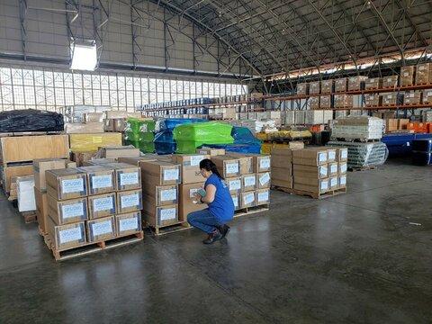 Coronavirus: WFP steht für kommende Herausforderungen bereit