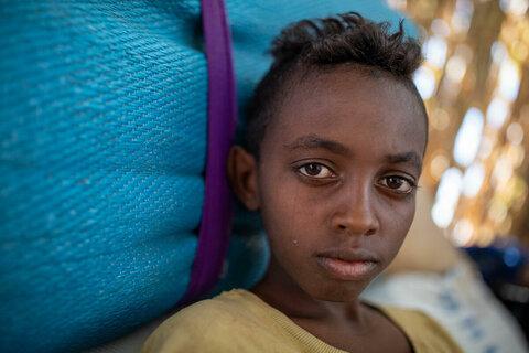Sudan: Geflüchtete aus Tigray leben sich ein, fürchten jedoch um ihre vermissten Angehörigen