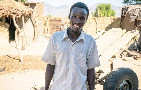 Tschad: Hunger und Arbeitslosigkeit zwingen junge Männer zu lebensgefährlichen Reisen