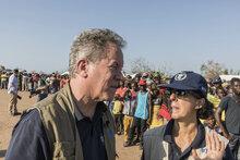 Nach Zyklon in Mosambik: WFP-Exekutivdirektor fordert mehr Gelder