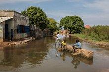 Deutschland unterstützt humanitäre und Katastrophenhilfe nach Überschwemmungen im Südsudan