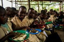 Photo: WFP/ Hugh Rutherford