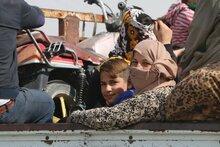 WFP leistet lebenswichtige Hilfe für flüchtende Syrer und fordert sicheren Zugang für Hilfslieferungen