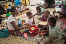 UN World Food Programme erreicht eine Million Menschen nach Zyklon in Mosambik