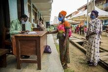 UN-Ernährungsorganisationen warnen vor Anstieg von akutem Hunger und möglicher Hungersnot in vier Hunger-Hotspots