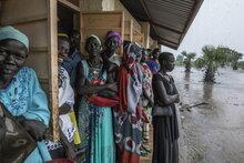 Dürre, Überschwemmungen, politische Krise: Hunger im Südsudan verschärft sich
