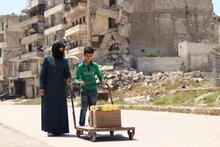 Dank deutschen Geldern kann WFP 4,8 Millionen Syrerinnen und Syrer ernähren
