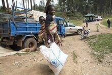 Ebola-Krise: Video- und Fotomaterial von WFP aus der Demokratischen Republik Kongo