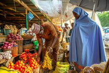 Explosive Mischung aus steigenden Nahrungsmittelpreisen und Konflikten lässt Hunger in Westafrika um ein Drittel ansteigen