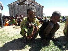 Süd-Madagaskar am Rande einer Hungersnot, warnt WFP