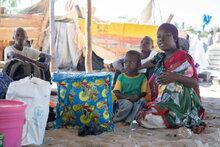 Vertreibungskrise verschärft Hunger im Norden von Mosambik, da Familien vor Gewalt fliehen