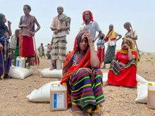 WFP weitet Nothilfe aus, da 7 Millionen Menschen im Norden Äthiopiens von Hungerkrise betroffen sind