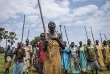 Deutschland unterstützt WFP, Gemeinden im Südsudan zu stärken