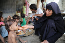 WFP verstärkt Hilfseinsatz im Jemen, um Hungersnot zu verhindern