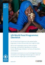 UN World Food Programme: Überblick