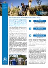 WFP Innovation Accelerator gegen Nahrungsmittelverluste nach der Ernte