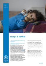 Hunger und Konflikt