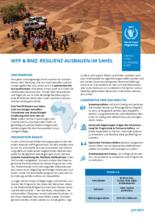 2021: Stärkung der Resilienz in der Sahelzone