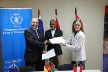 Nach Zyklon in Mosambik: Österreichische Regierung stärkt Ernährung in der Provinz Sofala