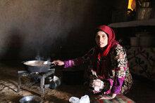 Deutschland entscheidend für WFP-Hilfe in der Syrienkrise