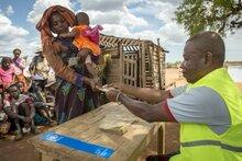 Klimaschocks im südlichen Afrika verschärfen sich: UN-Organisationen fordern dringend mehr Unterstützung für Hungernde