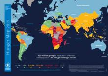 Welthungerkarte 2019