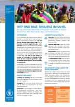 Resilienzpaket für den Sahel